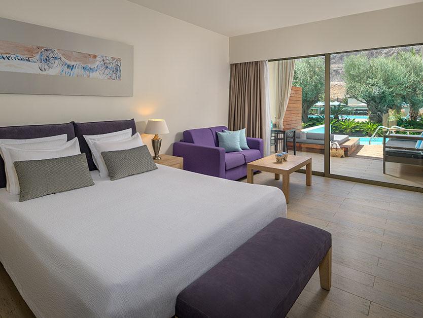 Luxury Resort Hotel in Rhodes - Private Pool Suites