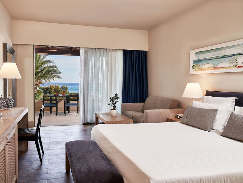 Luxury Resort Hotel in Rhodes - Seafront Suites