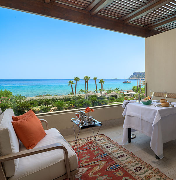 Luxury Resort Hotel in Rhodes - Princess Seafront Suites