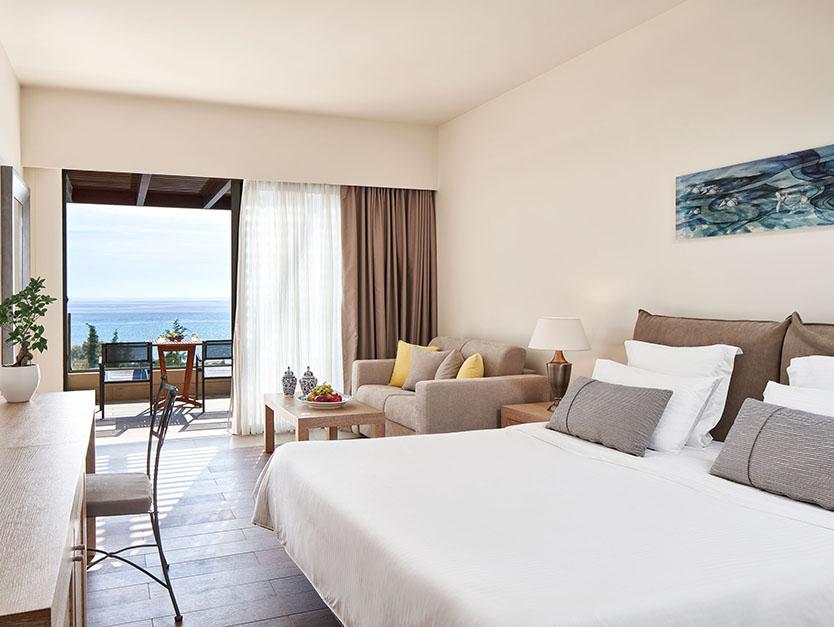 Luxury Resort Hotel in Rhodes - Premium Guestrooms
